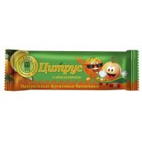 Батончик фруктовый «Цитрус» с апельсином