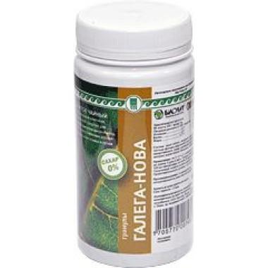 Галега-нова, напиток чайный на растительной клетчатке (шроте лопуха)  описание, отзывы