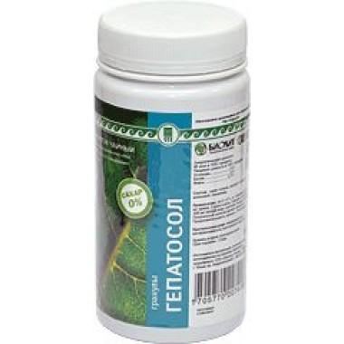 Гепатосол, напиток чайный на растительной клетчатке (шроте лопуха)