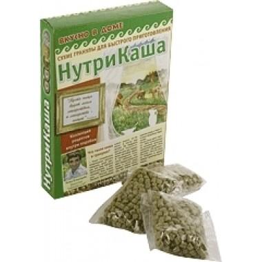 НутриКаша, сухие гранулы для быстрого приготовления (код 0225) описание, отзывы