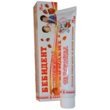 Детская зубная паста «Бебидент вкусняшка» описание, отзывы