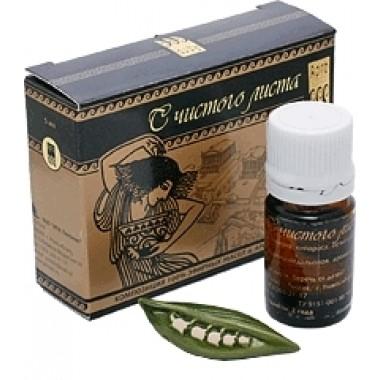 Набор «С чистого листа», аромамедальон + комплект 100% эфирных масел описание, отзывы