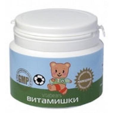 Поли Витамишки (Poly Vitabears)  описание, отзывы